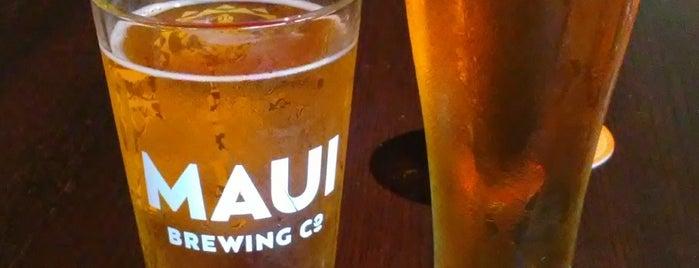 Maui Brewing Company Waikiki is one of Locais curtidos por Alfa.
