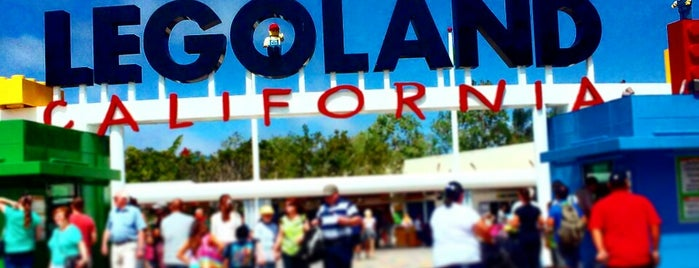 Legoland California is one of Alfa 님이 좋아한 장소.