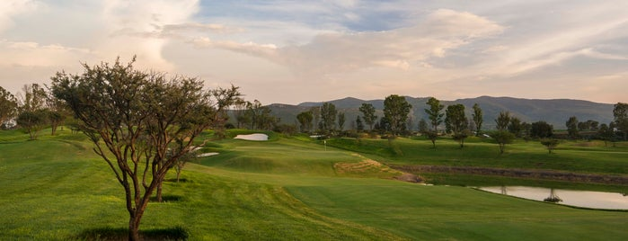 Zirándaro Golf is one of สถานที่ที่ Rosalia ถูกใจ.