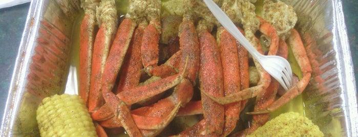 Karen's Tasty Crabs is one of Wayne'nin Beğendiği Mekanlar.