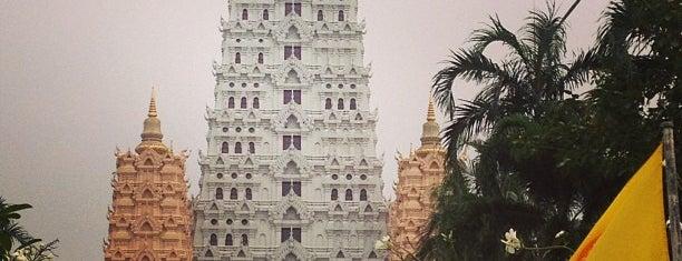 Wat Yannasang Wararam is one of Tempat yang Disukai Marisa.