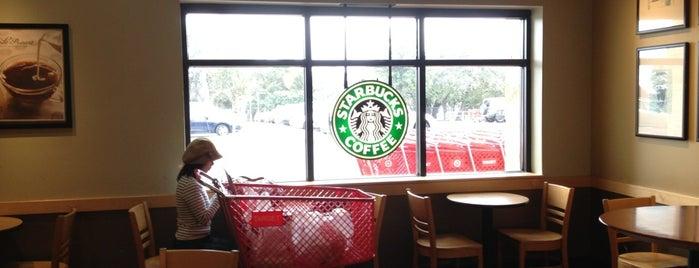 Starbucks is one of Lieux qui ont plu à Matt.