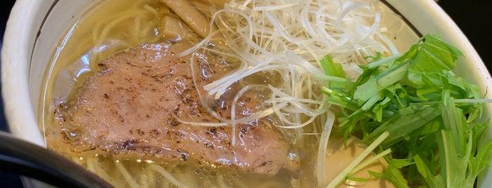 麺屋 焔 is one of Hide: сохраненные места.