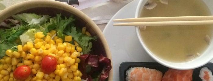 Ruixian Sushi is one of Lugares favoritos de Janett.