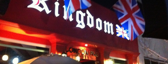Kingdom London Pub is one of Posti salvati di David.
