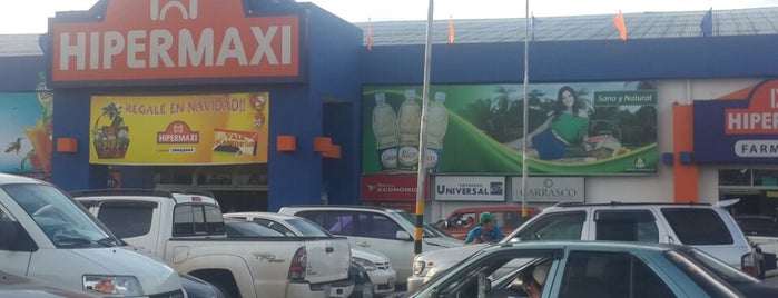 Hipermaxi Doble Via is one of สถานที่ที่ Miguel ถูกใจ.