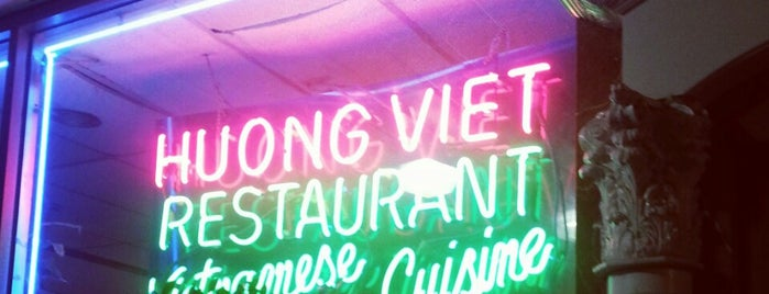 Huong Viet is one of DC 🚇.
