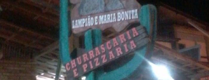 Lampião e Maria Bonita is one of Bares e Restaurantes.