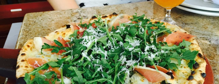 Pizzeria Picco is one of Aaron's Favorite Pizzerias in the World.