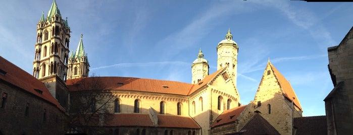 Naumburger Dom is one of Orte, die Babbo gefallen.