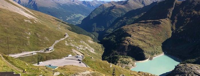 Kaiser Franz-Josefs-Höhe is one of Trips / Achensee.