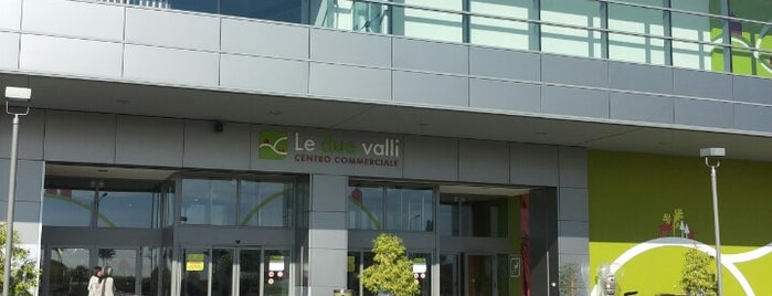 Le Due Valli Centro Commerciale is one of 4G Retail.
