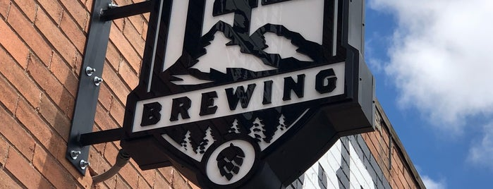 14er Brewing Company is one of Denver.