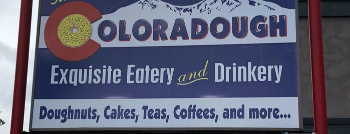 Coloradough is one of CO: Glenwood Springs.