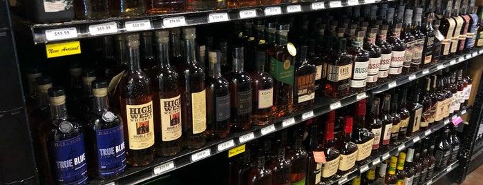 Mr. B's liquor is one of Buy Beer Here!.
