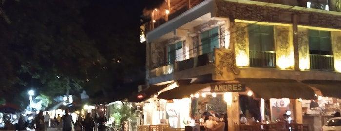 Mezcaleria Amores Tulum is one of Tempat yang Disukai Stanley.
