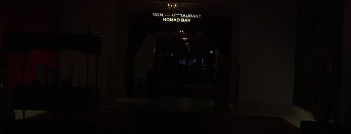 Nomad Restaurant is one of Restaurant wish list.