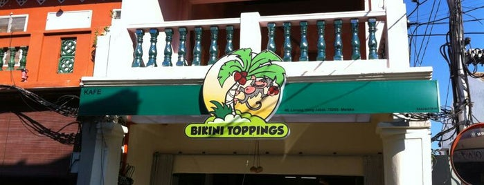 Bikini Toppings is one of Melaka.