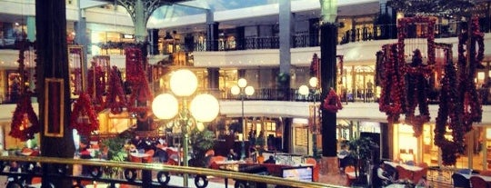 First Mall Four Seasons Hotel Cairo at First Residence is one of Cairo القاهره.