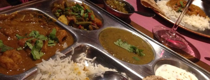 Indian Taste is one of Florenceさんの保存済みスポット.