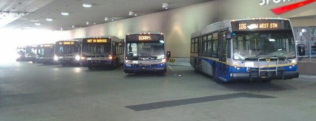 Metrotown Bus Loop is one of Vancouver Canada Line.