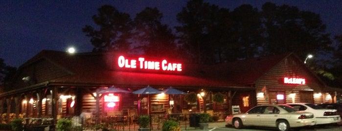 McLeans Old Time Cafe is one of Elisa: сохраненные места.