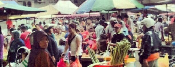 Pasar Pudu (Market) is one of Kuala Lumpur.