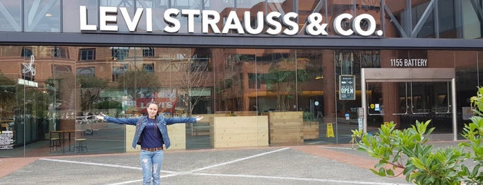 Levi Strauss & Co. is one of Kiさんのお気に入りスポット.