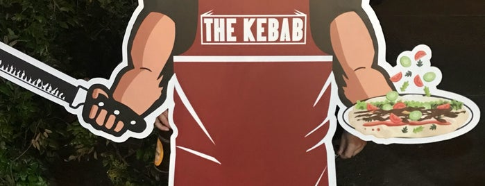 The Kebab is one of Locais curtidos por Stefanie.