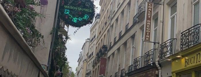Maison Sauvage is one of Paris Brunch.