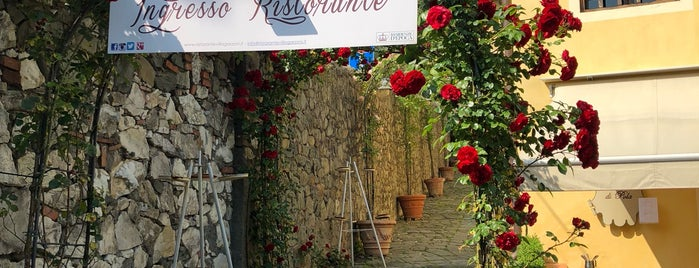Ristorante Villa Garzoni is one of Italy.