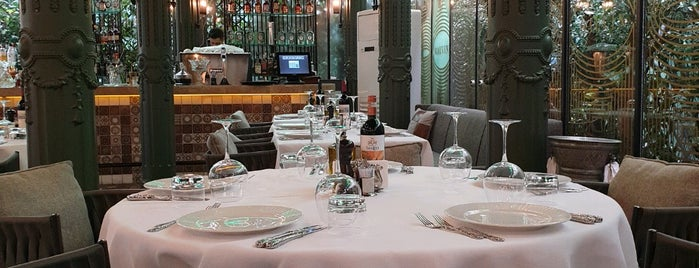 Galvin Ristorante is one of Dinner.