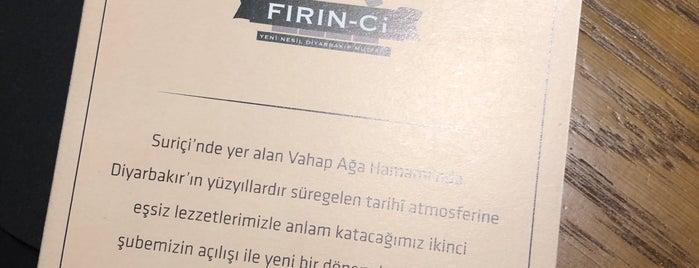 Fırın-cı is one of Sırada.