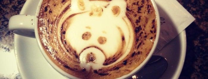MonCafe is one of Тверь.