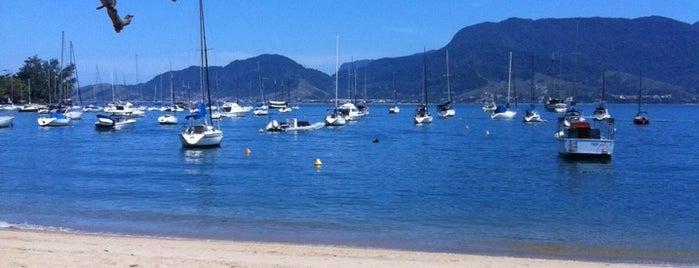 Praia Santa Tereza is one of Locais curtidos por Ricardo.