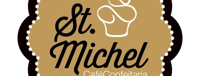 St. Michel - Café & Confeitaria is one of Locais salvos de Paulo.