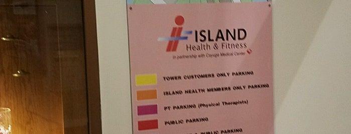 Island Health & Fitness is one of Orte, die Nat gefallen.