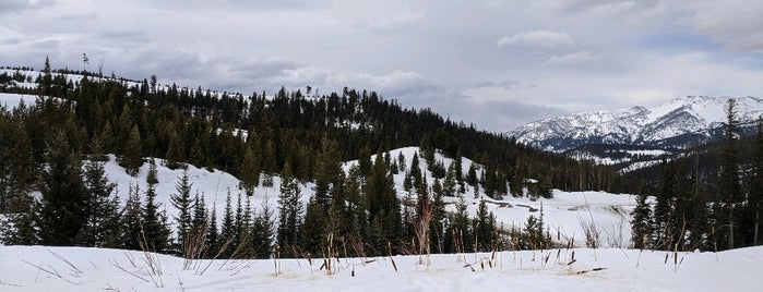 Moonlight Basin Ski Resort is one of United States.