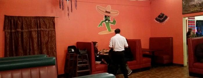 Fiesta Mexican Restaurant is one of Rockies trip.
