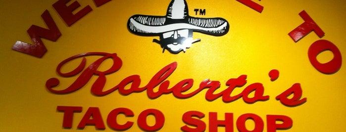Roberto's Taco Shop is one of AtomicApril'in Beğendiği Mekanlar.
