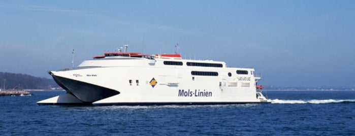 Mols-Linien is one of Simon'un Beğendiği Mekanlar.