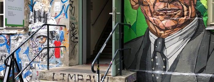 Museum Blindenwerkstatt Otto Weidt is one of สถานที่ที่ Taygun ถูกใจ.