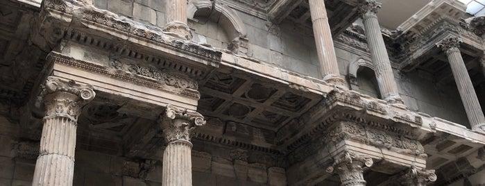 Pergamonmuseum. Das Panorama is one of สถานที่ที่ Taygun ถูกใจ.