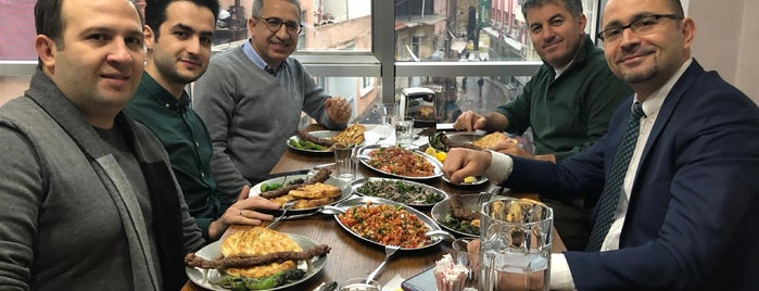 Öz Çakı Kebab Salonu is one of Lieux qui ont plu à Taygun.