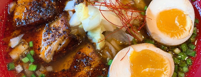 Mr. Taka Ramen is one of Ramen Places Worth Slurping.