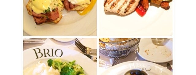 Brio Tuscan Grille is one of Weekend Brunch in Boston.
