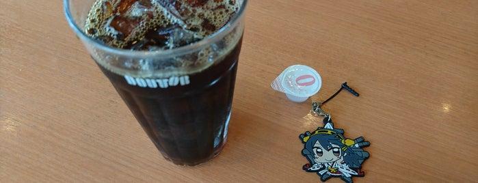 ドトールコーヒーショップ is one of Hirorieさんのお気に入りスポット.