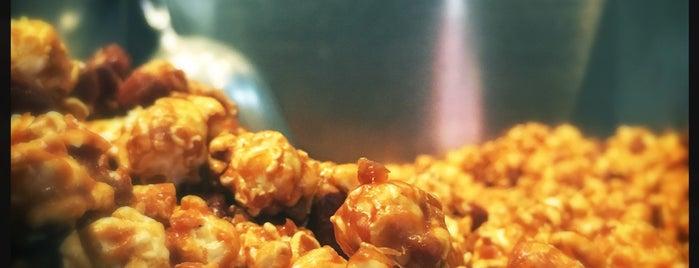 Garrett Popcorn Shops - New York is one of Food.