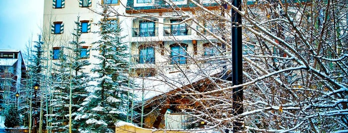 Vail Marriott Mountain Resort is one of Stevenさんのお気に入りスポット.