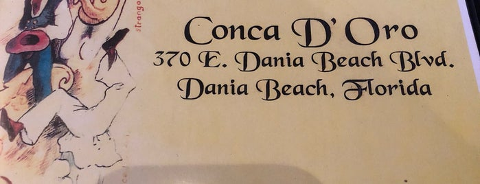 Conca D'oro is one of Florida.